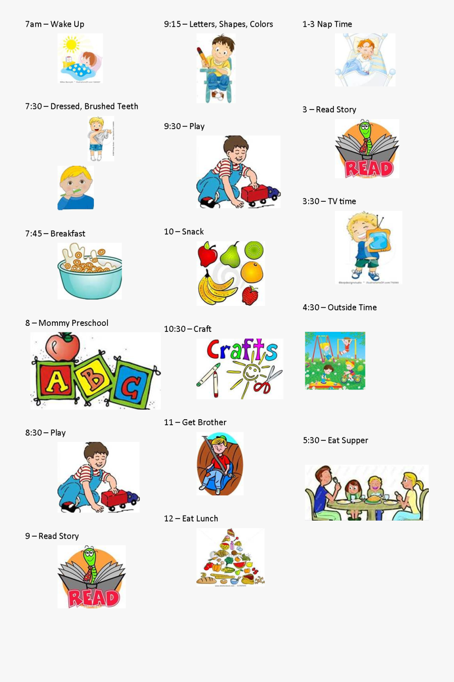 Chore Clipart Home Chore - Word Chores - Png Download (#3403990) -  PinClipart