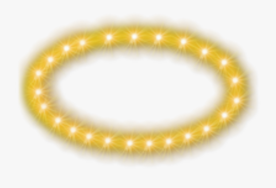 Glowing Halo Transparent Back - Halo With No Background, Transparent Clipart