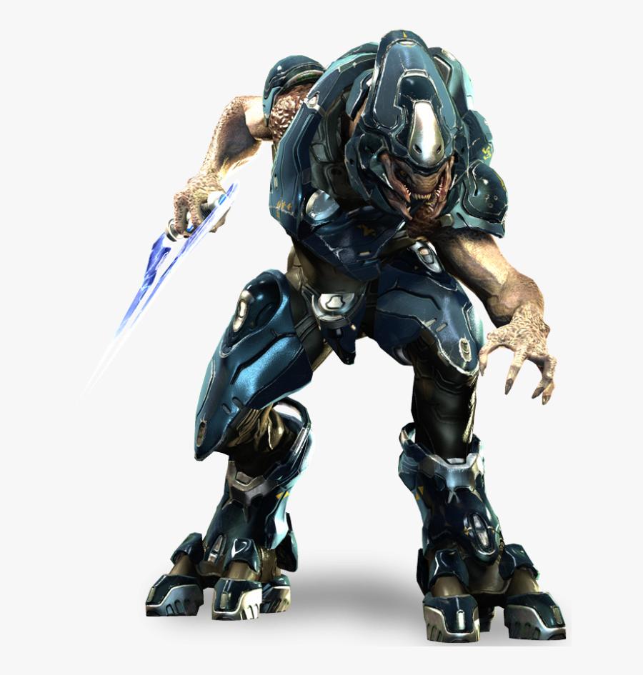 Halo Spartan Png - Halo 4 Elite, Transparent Clipart