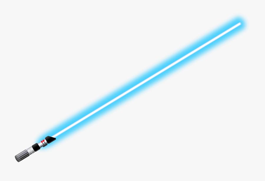 Darth Vader Clipart Light Saber - Laser Star Wars Png, Transparent Clipart