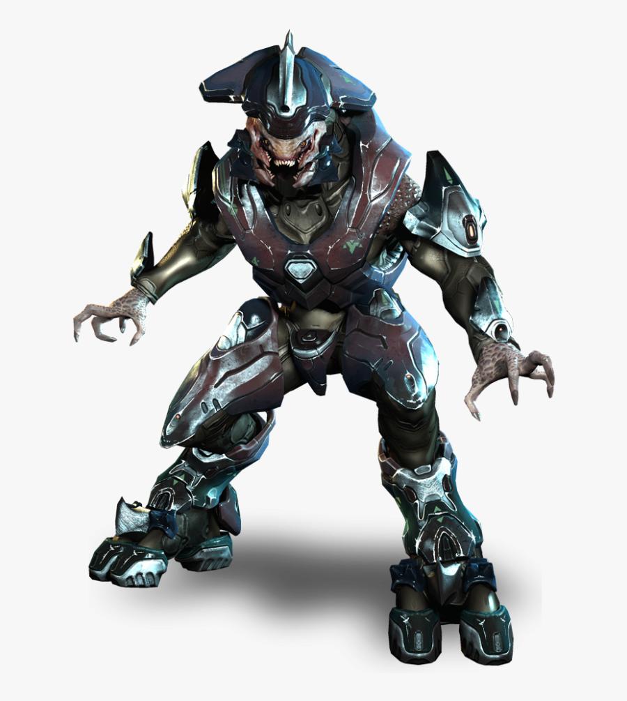 Elite Halo Png - Halo Mega Construx Elite, Transparent Clipart