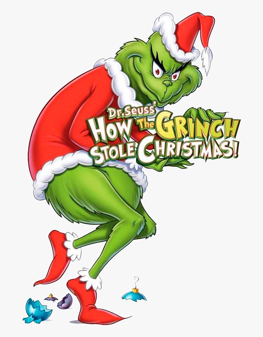 Grinch Arm Transparent Clipart Free Png - Grinch Stole Christmas Png, Transparent Clipart