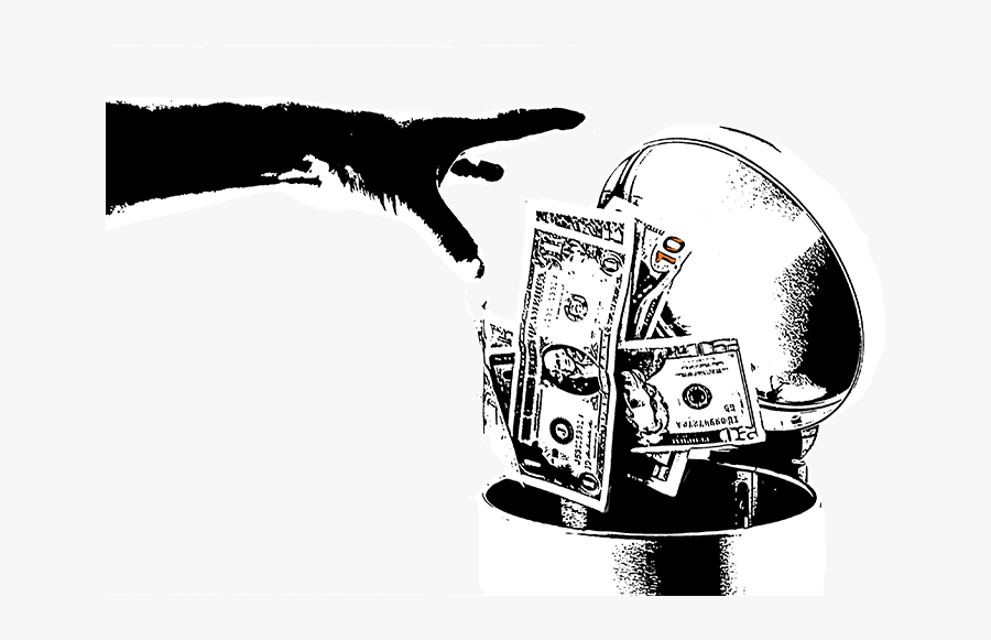 Stop Wasting Money On Digitalization - Wasting Money Drawing, Transparent Clipart