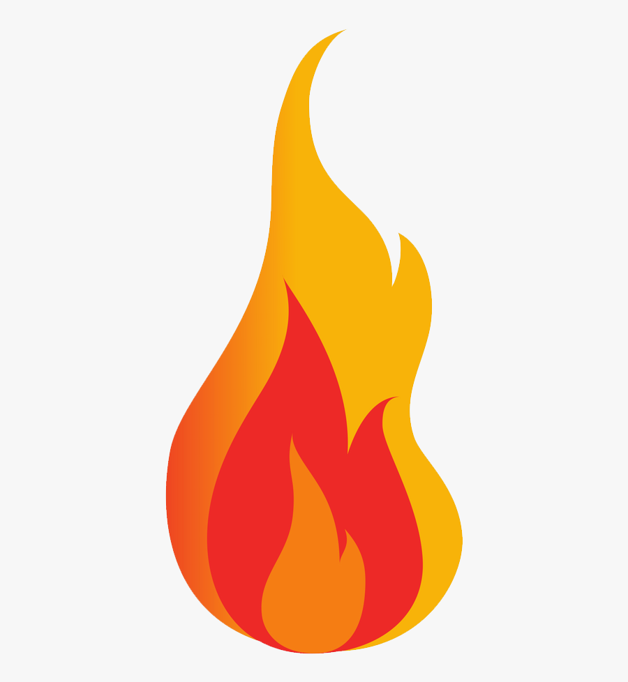 Clipart Flames Tongue - Holy Spirit Tongue Of Fire , Free ...