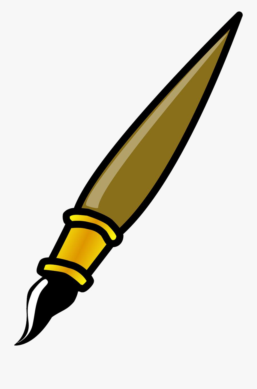 Brush Paint Painting Artist Png Image - Paint Brush Clip Art, Transparent Clipart