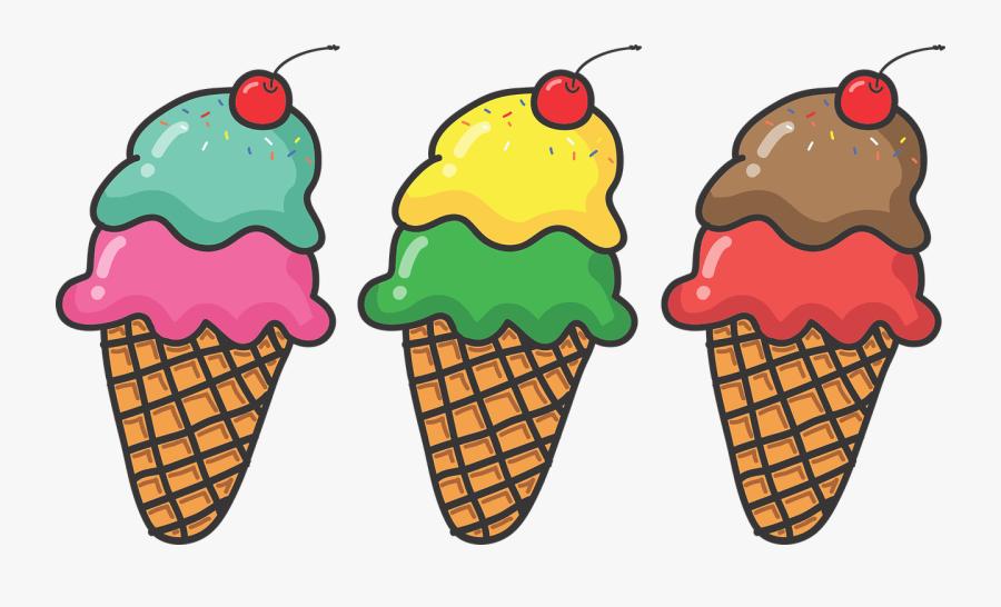 Cotton Candy Clipart 20, Buy Clip Art - Ice Cream Cones Clipart, Transparent Clipart