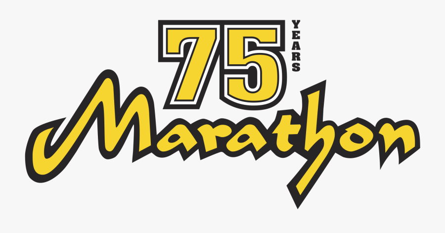 75th Anniversary Logo, Transparent Clipart