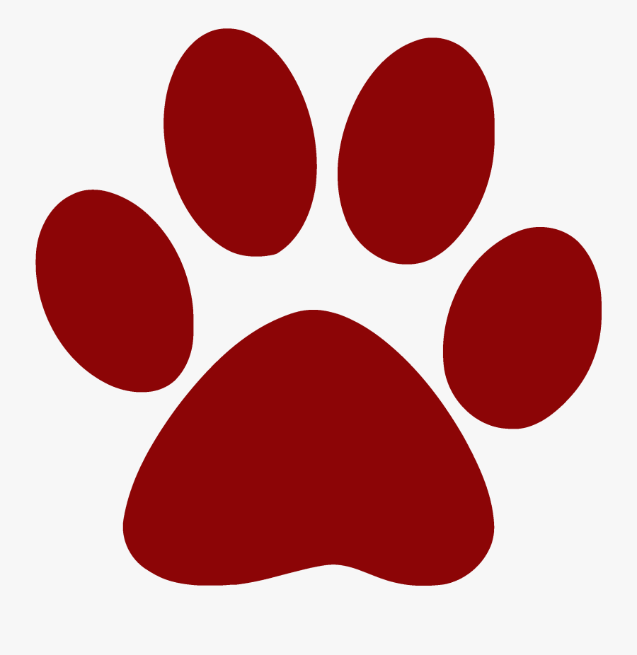 """You Don""""t Want To Use Positive Reinforcement To Train - Dog Paw Print Brown, Transparent Clipart"""