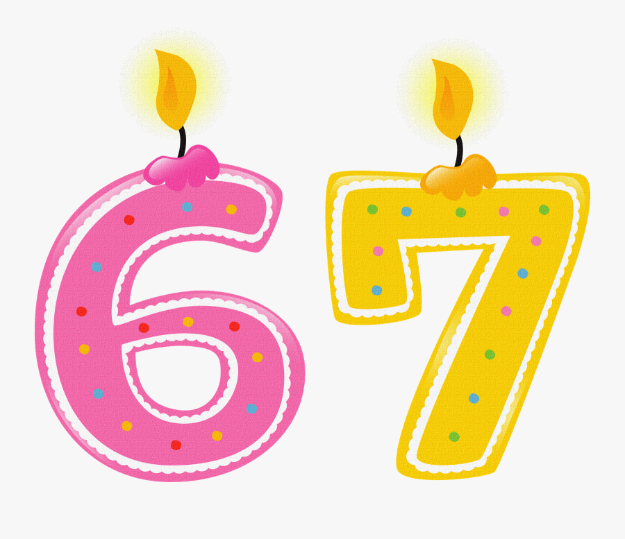 Birthday Party Anniversary Clip Art - Birthday Number 2 Png, Transparent Clipart