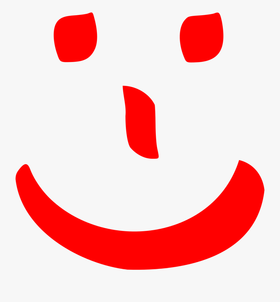 File Smile Icon Svg Wikimedia Commons - Red Smile Png, Transparent Clipart