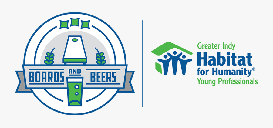 Boards And Beers Tournament - Habitat For Humanity Ni, Transparent Clipart