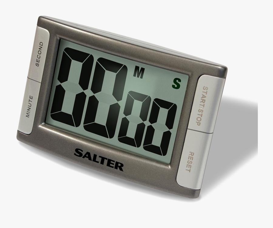 Digital Timer Transparent Image - Timer, Transparent Clipart