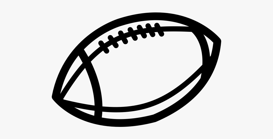 """Football Ball Rubber Stamp""""  Class=""""lazyload Lazyload - Line Art, Transparent Clipart"""