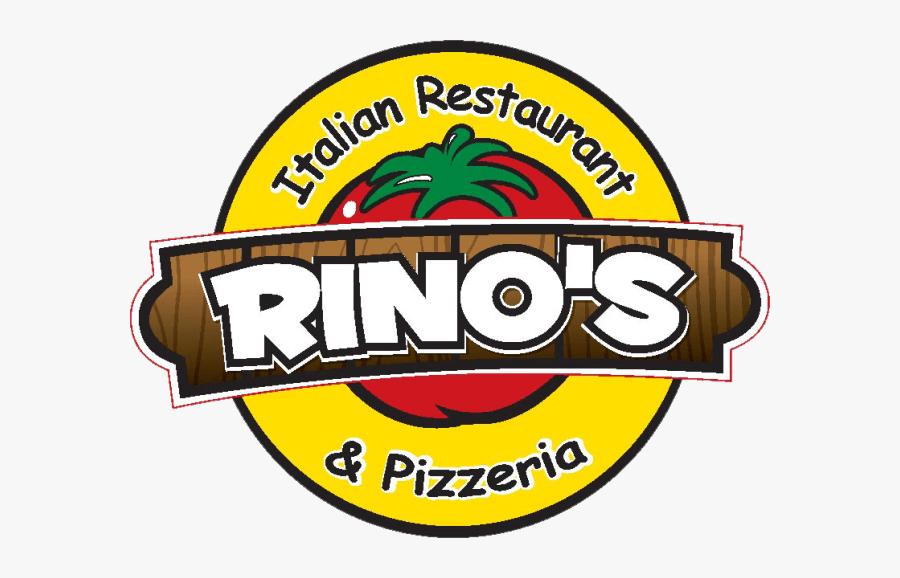 "Rino""s Pizza, Transparent Clipart"