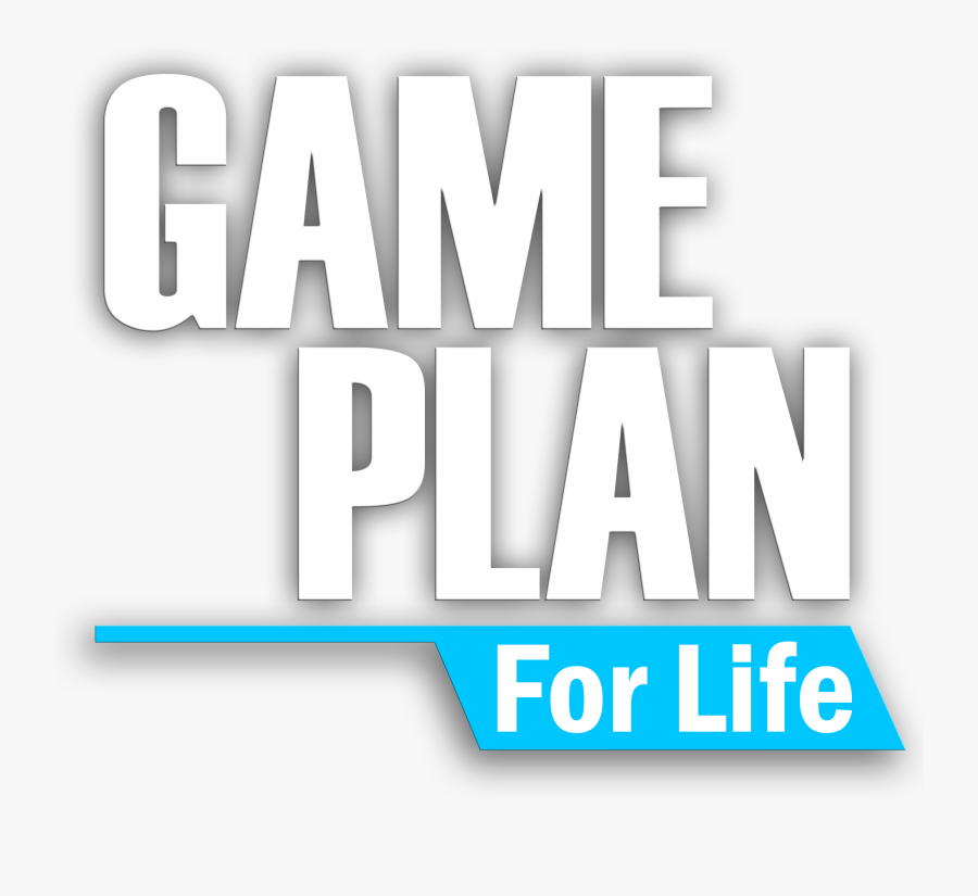 """Men""""s Breakfast & Bible Study Game Plan For Life - Game Plan For Life Logo, Transparent Clipart"""