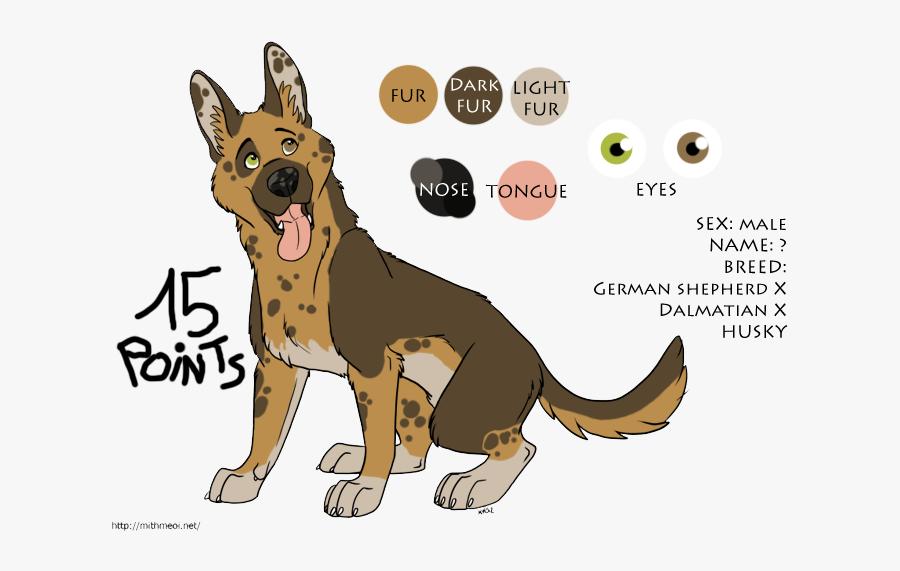 Mix Breed Dogs Deviantart, Transparent Clipart