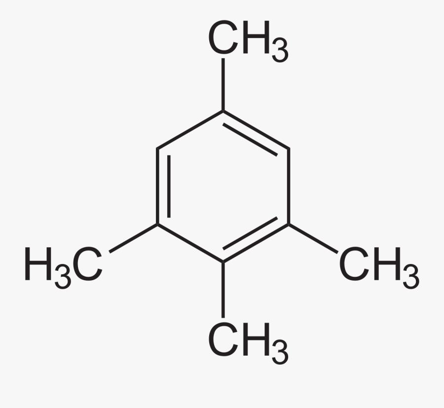 1 2 3 4 5 Png - 1 3 5 Trimethylbenzene, Transparent Clipart