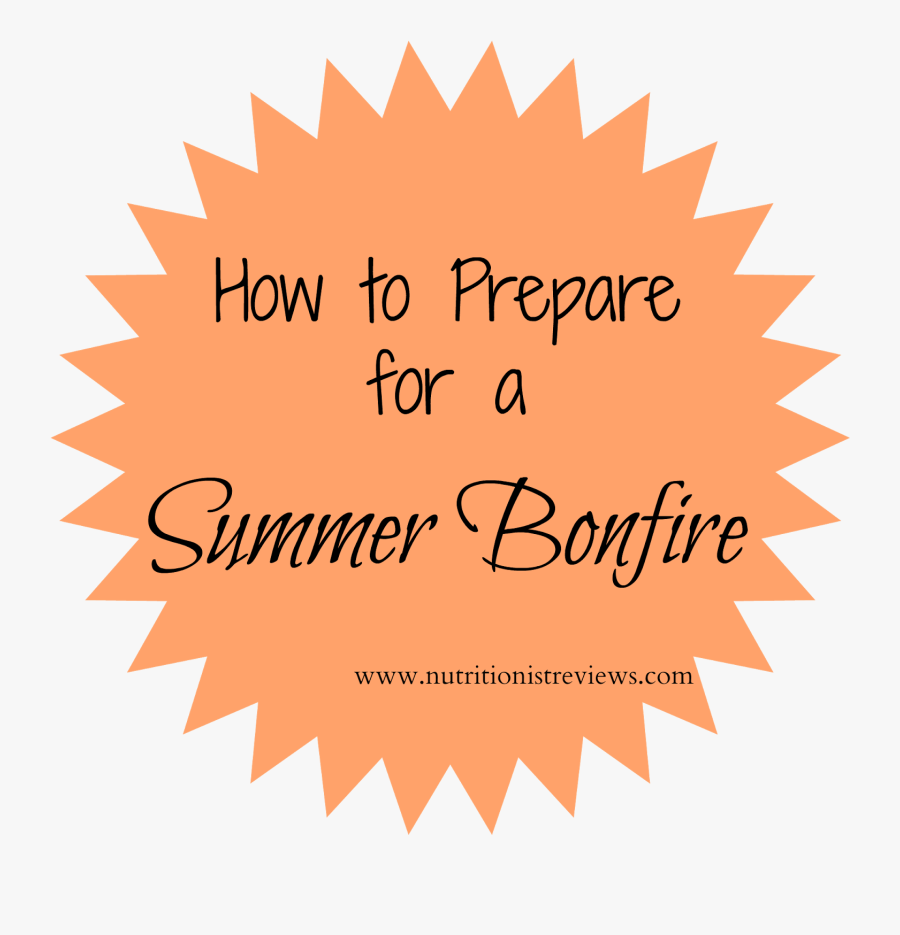 How To Prepare For A Summer Bonfire - Abki Baar Bjp Sarkar, Transparent Clipart