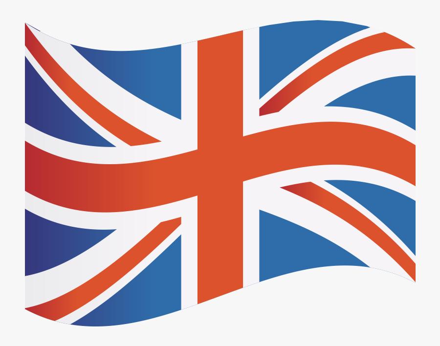 United England Union Of National States Flag Clipart - United Kingdom Flag, Transparent Clipart