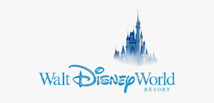 Disney World Clipart Walt Collection Company Transparent - Walt Disney Resort Logo, Transparent Clipart