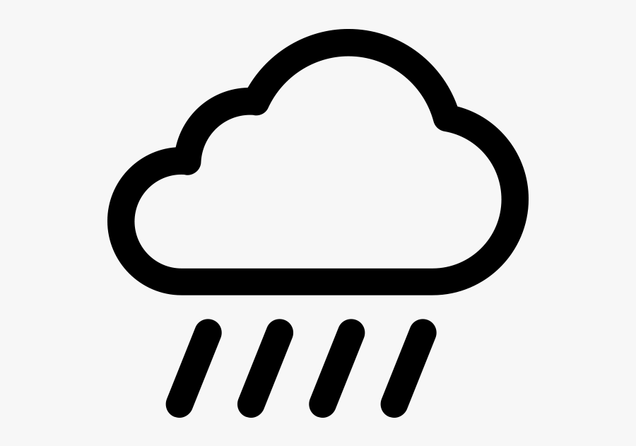 Weather Icons White Png, Transparent Clipart