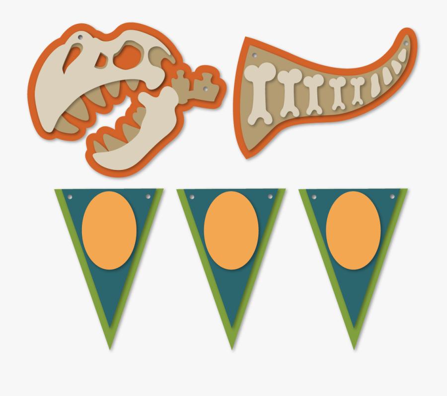 Dinosaurs Svg Banner Bandeirola Para Imprimir De Dinossauro