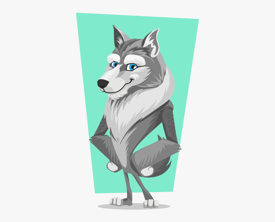 Free To Use Public Domain Wolf Clip Art - Angry Wolf Public Domain, Transparent Clipart