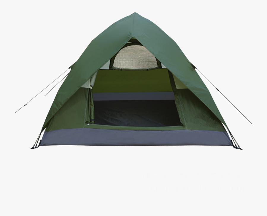 Camping - Tent, Transparent Clipart