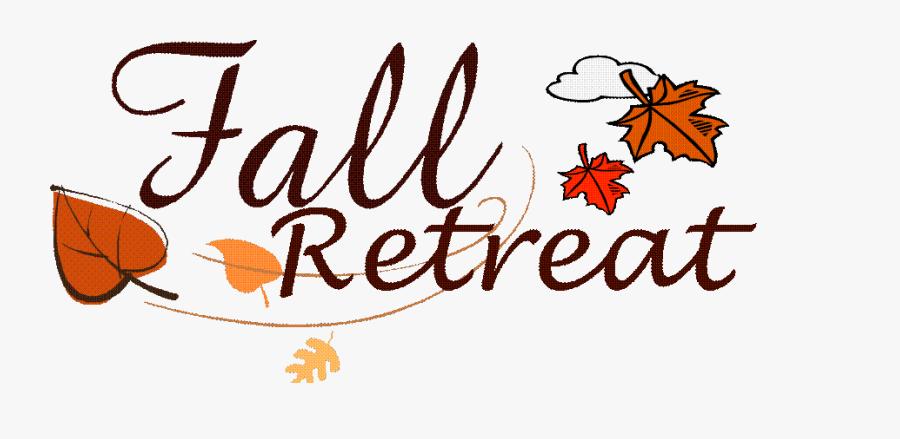Lwml Eastern District Fall Retreat Pinnacle Lutheran - Fall Retreat, Transparent Clipart