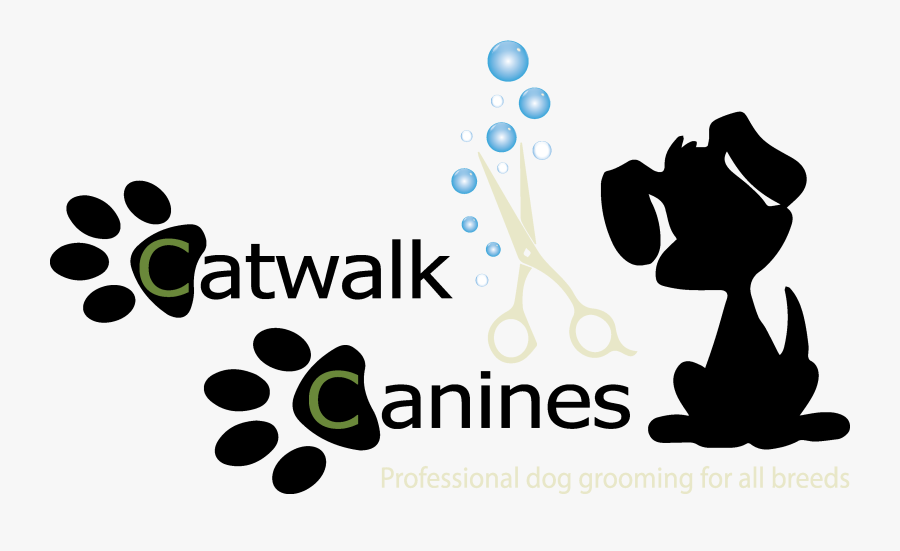 Catwalk Canines - Graphic Design, Transparent Clipart