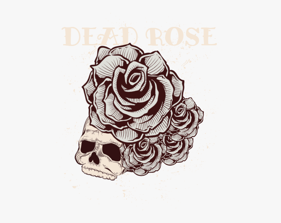 Dead Rose - Illustration - Illustration, Transparent Clipart