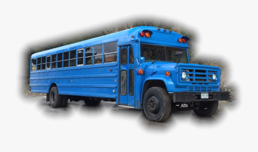 Clipart Bus Party Bus - School Bus, Transparent Clipart