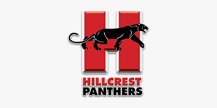Hillcrest High School Dallas Mascot, Transparent Clipart