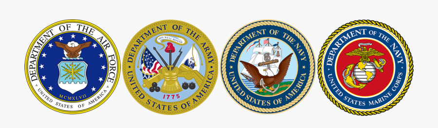 Clip Art Armed Forces Logo - Armed Forces Logos Png, Transparent Clipart