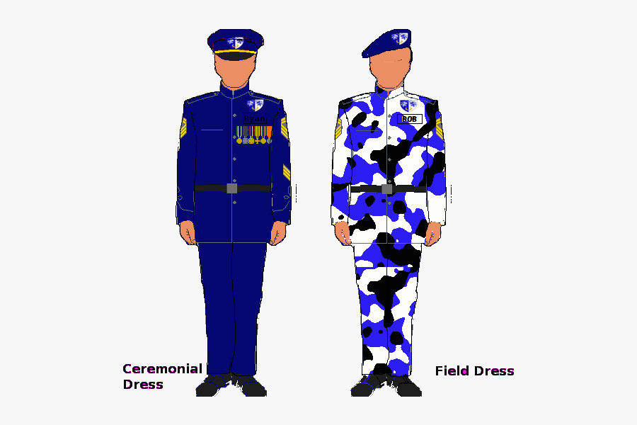 Military Clipart Soldier Philippine - Uniform Ng Philippine Air Force, Transparent Clipart