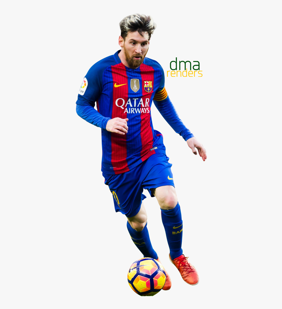 Lionel Messi Clipart Soccer - Football Player Messi Png, Transparent Clipart