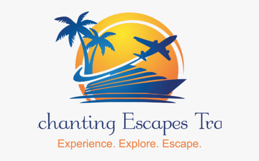 Travel Agency Logo - Tour And Travel Logo Png, Transparent Clipart