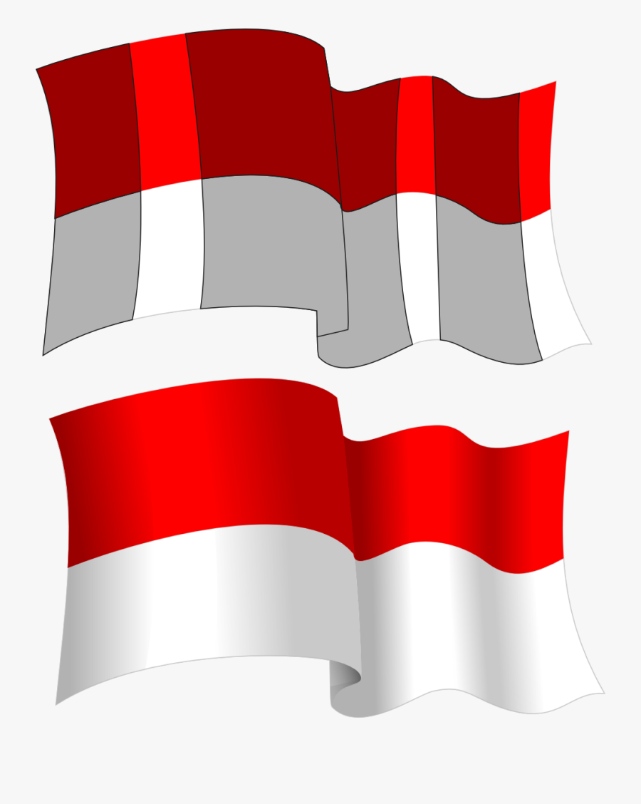 Bendera Merah Putih Png Indonesian Flag Png Free Transparent Clipart Clipartkey