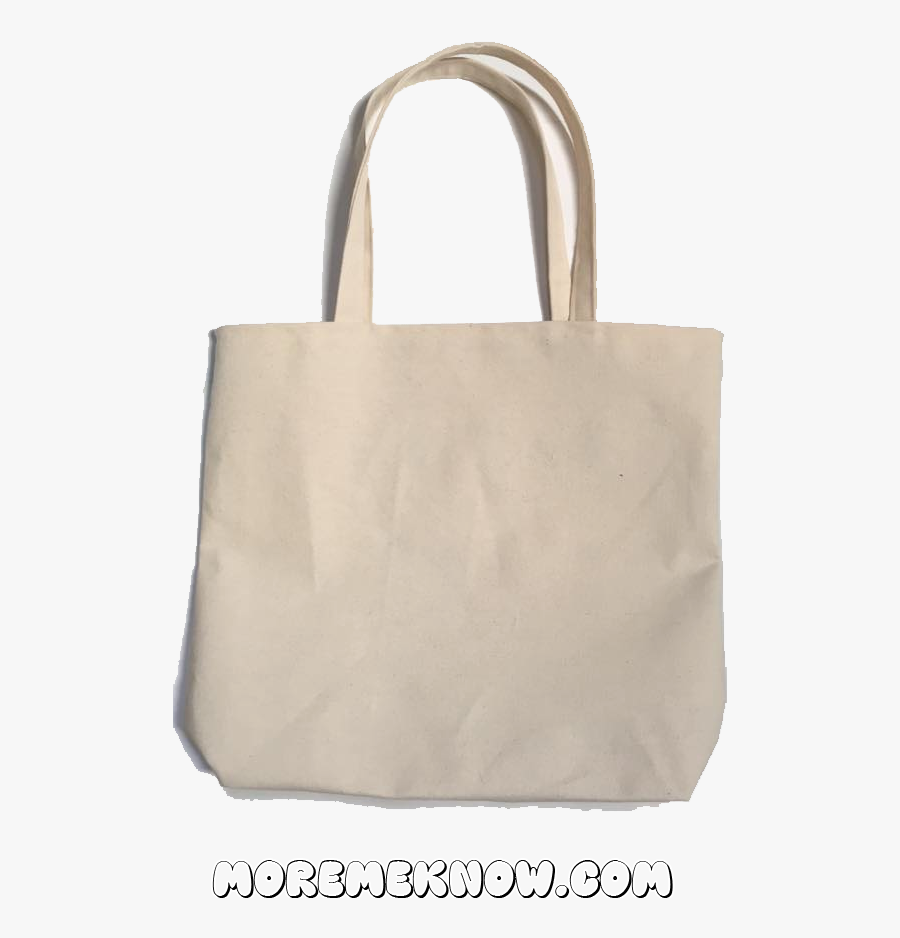 Transparent Totes Bag - Cartoon Bag Png, Transparent Clipart