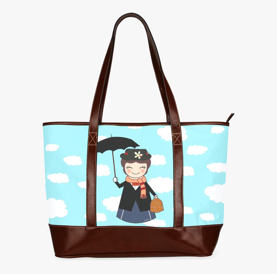 Transparent Beach Bag Clipart - Tote Bag, Transparent Clipart