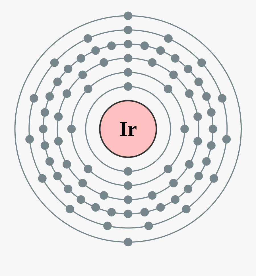 Many Valence Electrons Does Platinum Have, Transparent Clipart