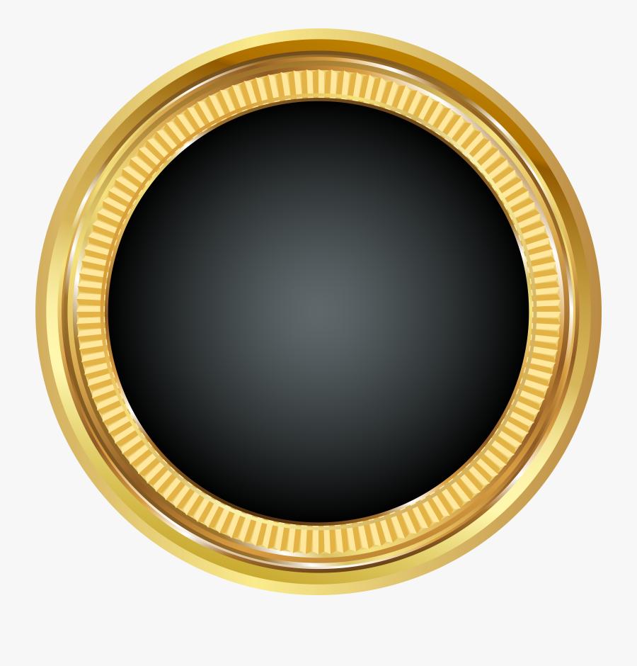 Seal Gold Black Png - Casino Com Bonus Codes No Deposit, Transparent Clipart