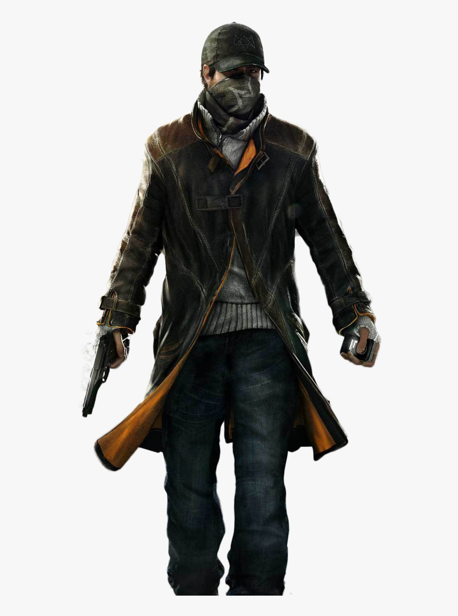 Clipart Watch Dogs, Transparent Clipart