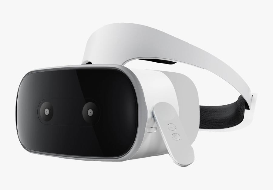 Lenovo Mirage Solo Headset, Transparent Clipart