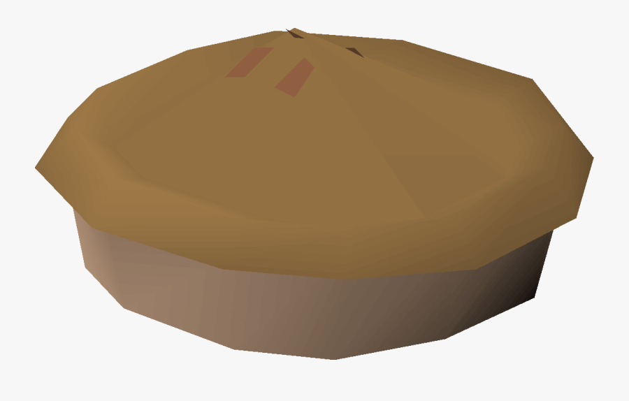 Pies Clipart Half Eaten - Osrs Meat Pie, Transparent Clipart