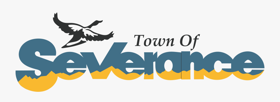Town Of Severance Co, Transparent Clipart