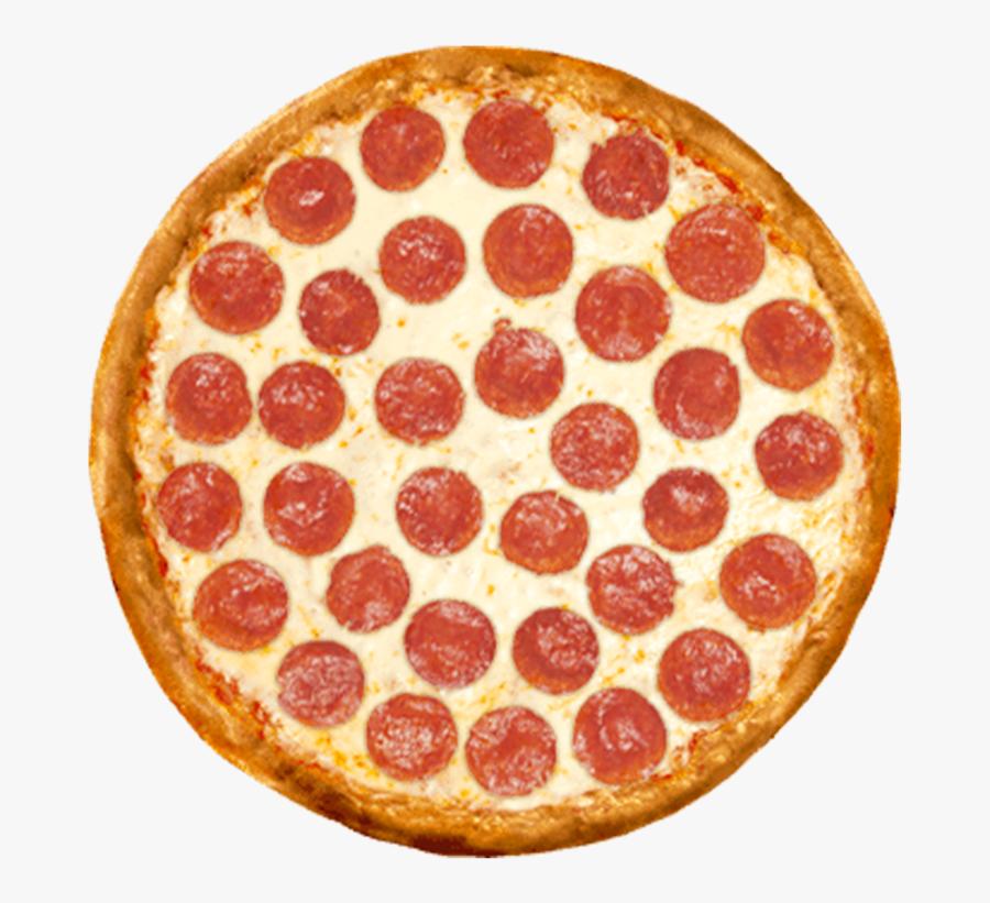 Clip Art Pepperoni Pizza Png - Pepperoni Pizza Transparent Background, Transparent Clipart