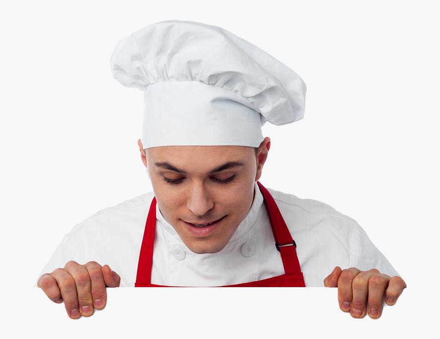 Transparent Indian Chef Clipart - Chef Png, Transparent Clipart