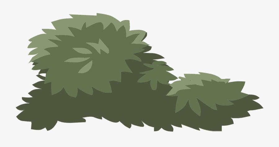 Plants Vector Png, Transparent Clipart