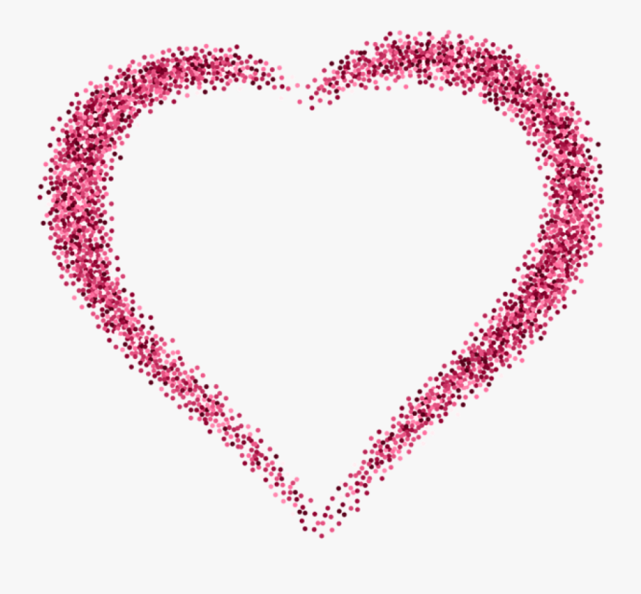 Pink Heart Clipart Png - Pink Heart Image Png, Transparent Clipart